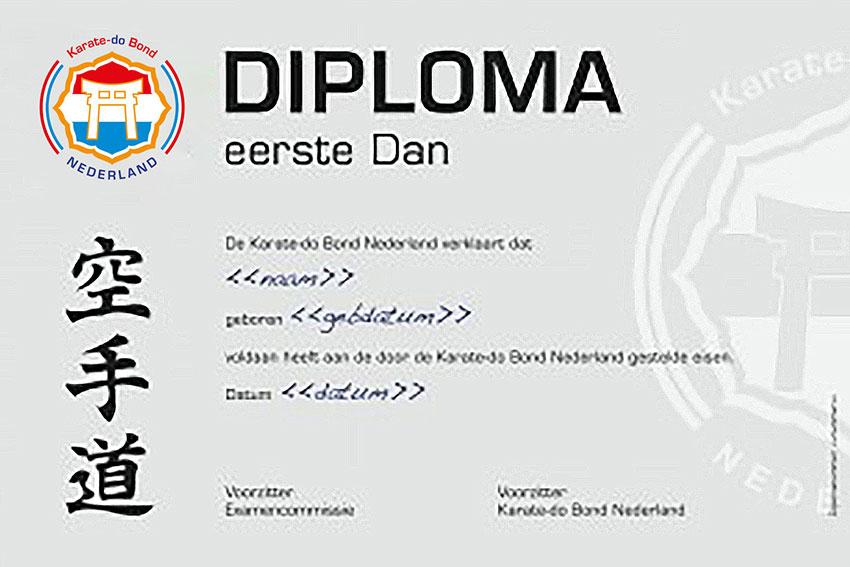 Examens Dangraadeisen