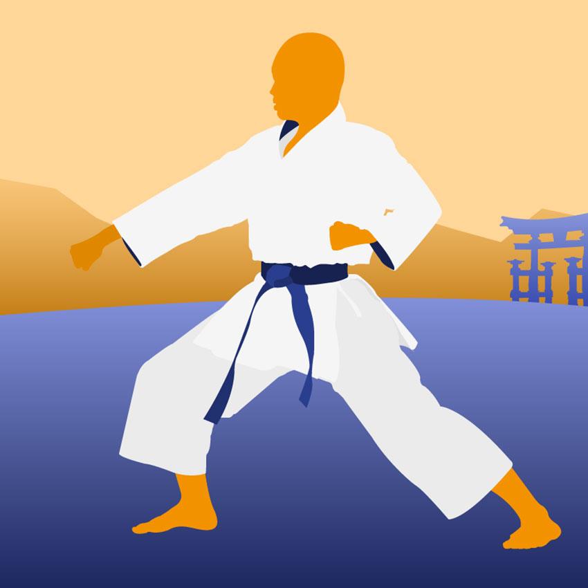Shotokan leren en beoefenen?
