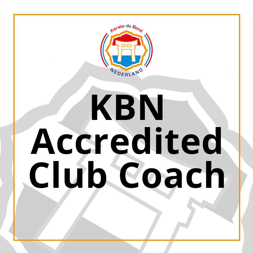 Accredited Club Coach