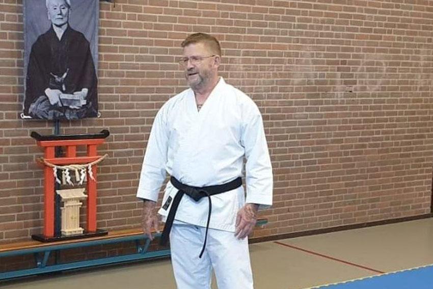 Stichting Karate-do van Elburg bestaat 40 jaar