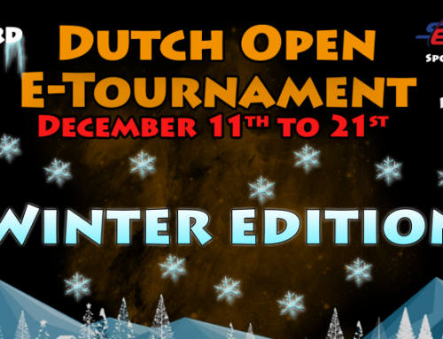 3rd Dutch Open eTournament