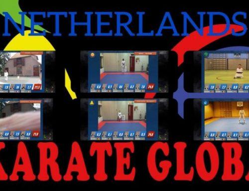 NL presteert op Online Inclusive Karate Championships!