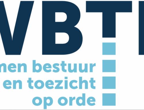 WBTR: Wet Bestuur en Toezicht Rechtspersonen