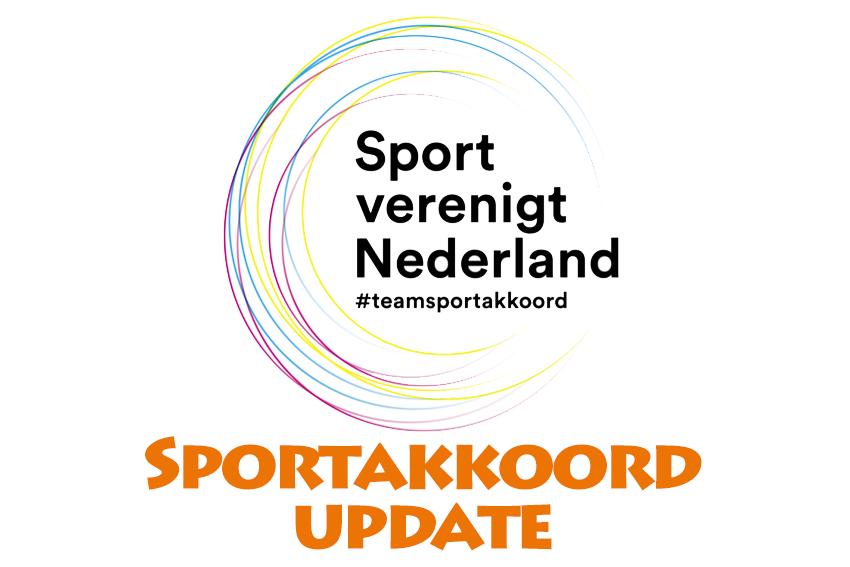 Sportakkoord update