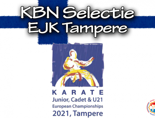 Selectie EJK Tampere