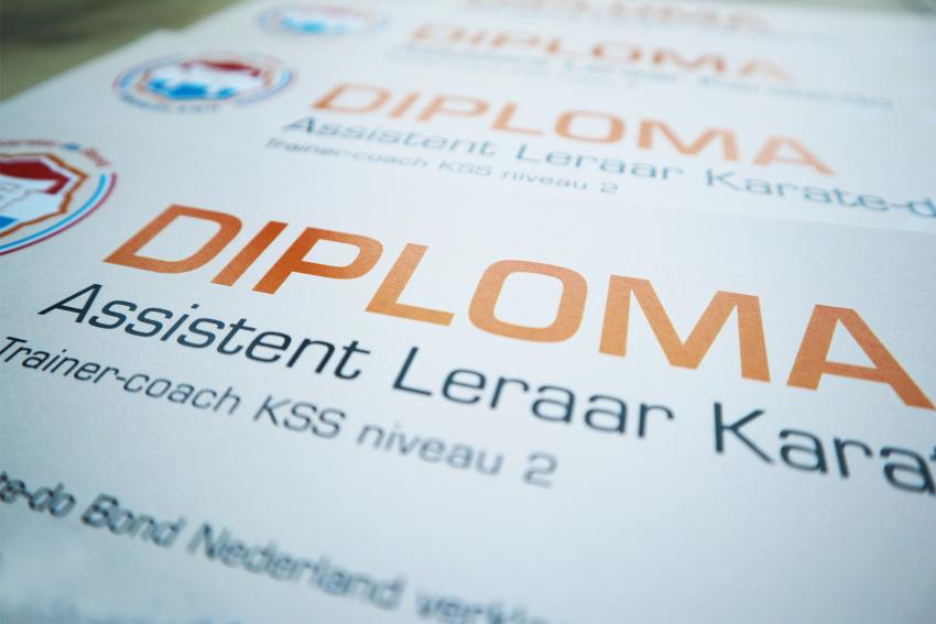 Cursisten geslaagd voor KBN opleiding Assistent Leraar