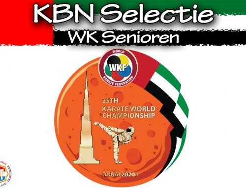 Selectie WK Dubai bekend!