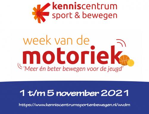 Week van de Motoriek 2021
